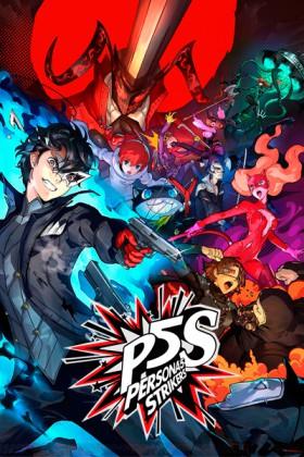 Carátula de Persona 5 Strikers