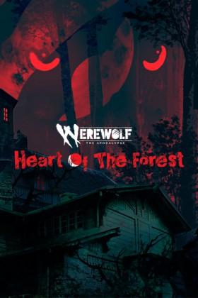 Carátula de Werewolf: The Apocalypse - Heart of the Forest