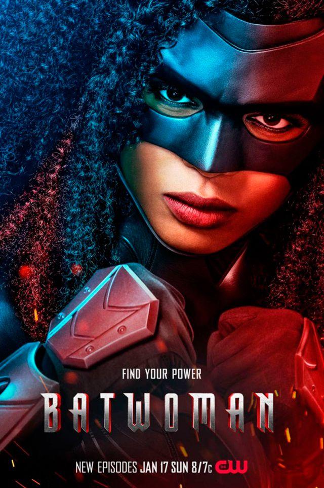Batwoman: primer póster, sinopsis y fecha de estreno en España de la temporada 2