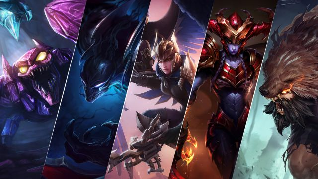League of Legends temporada 2021 novedades cambios mejoras clasificatorias viego