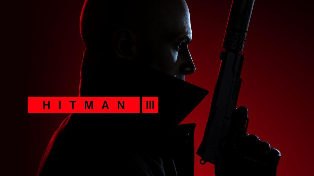 Resultado de imagen de hitman 3 portada