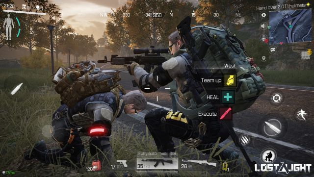 Lost Light es el nuevo shooter survival para iOS y Android de los creadores de Diablo Immortal