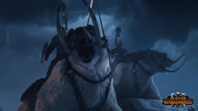 Total War: Warhammer III revelación tráiler primeros datos 2021 reinos