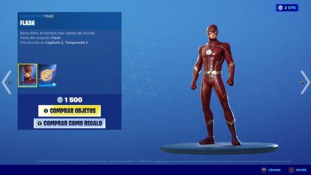 fortnite skin flash como conseguirlo