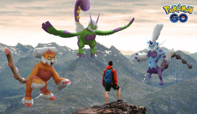 Pokémon GO – Temporada de Leyendas