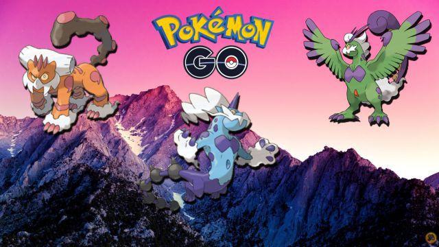 Pokémon GO en marzo