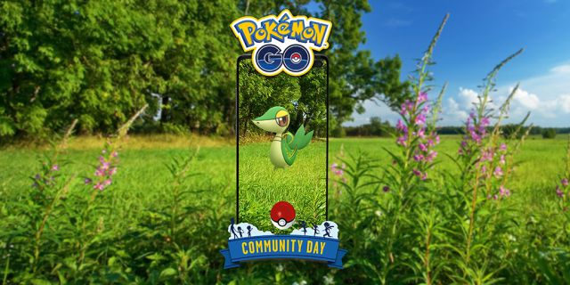 Pokémon GO en abril