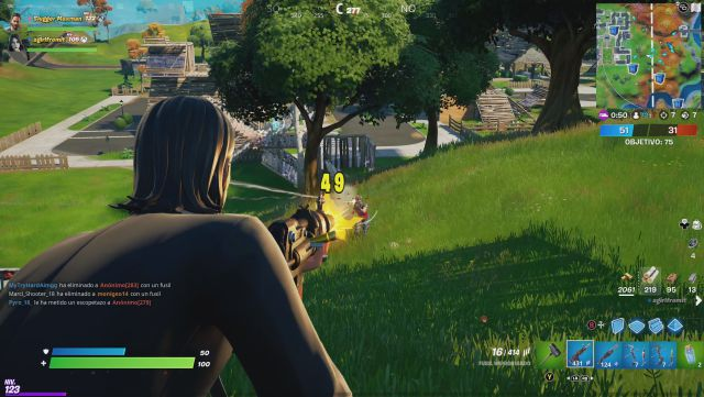 fortnite chapter 2 season 6 challenge missions from week 6 challenge mission deal damage with improvised weapons