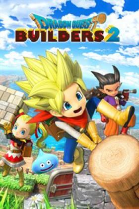 Carátula de Dragon Quest Builders 2