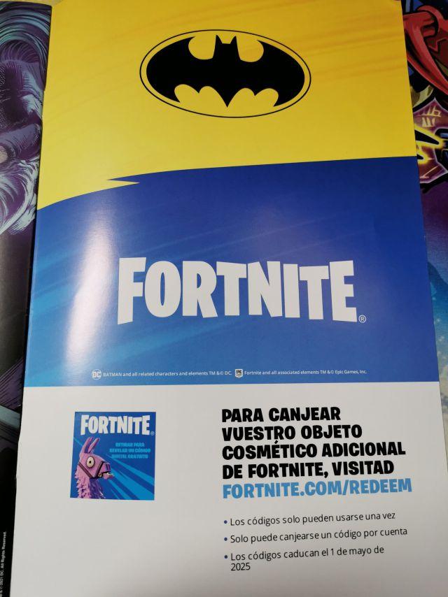 fortnite capitulo 2 temporada 6 comic batman punto cero 2 premios recompensas skins