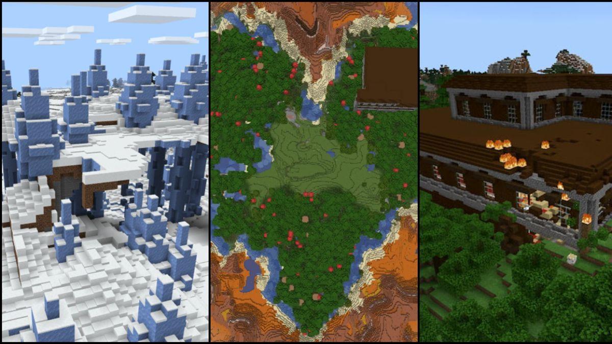 Las 10 mejores semillas de Minecraft 1.17 (junio 2021 ...