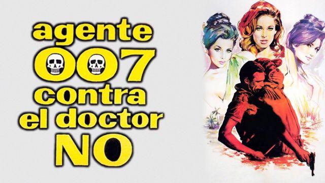 007 vs. Doctor No James Bond MeriStation