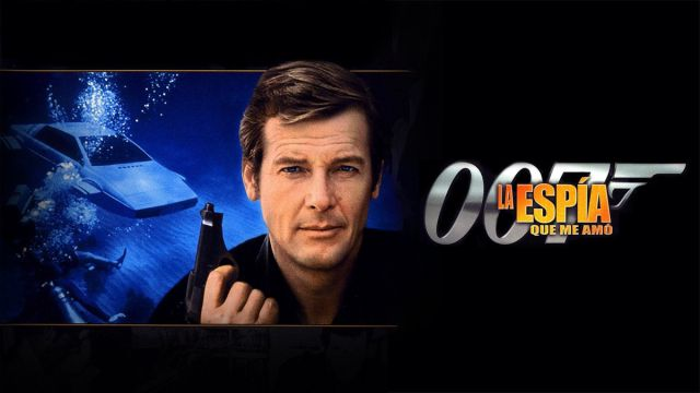 The spy who loved me, James Bond 007 MeriStation spy