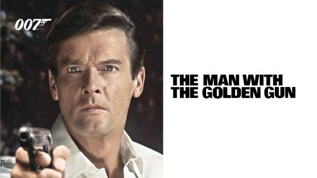 The Man with the Golden Gun, James Bond 007 MeriStation