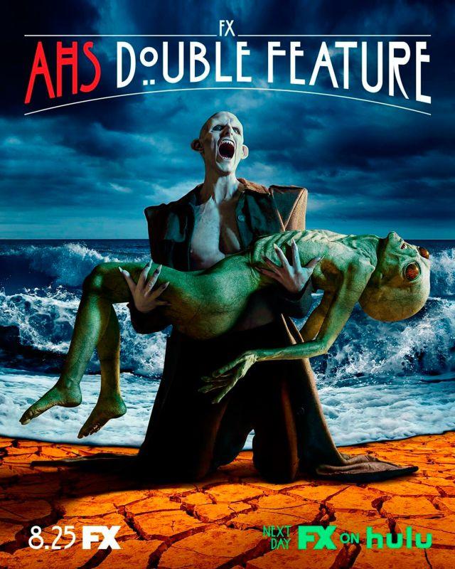 """¡Al fin! """"American horror story"""" presenta su terrorífico tráiler de la nueva temporada"""