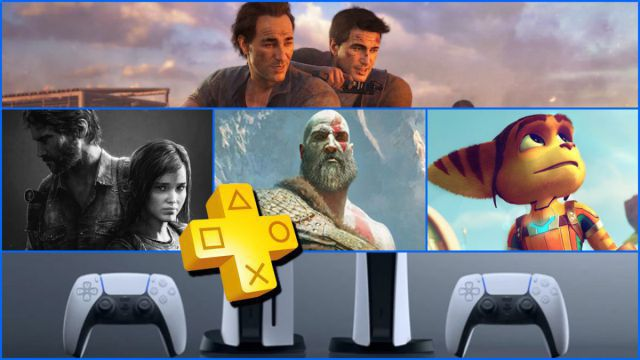 PS Plus, free games September 2021