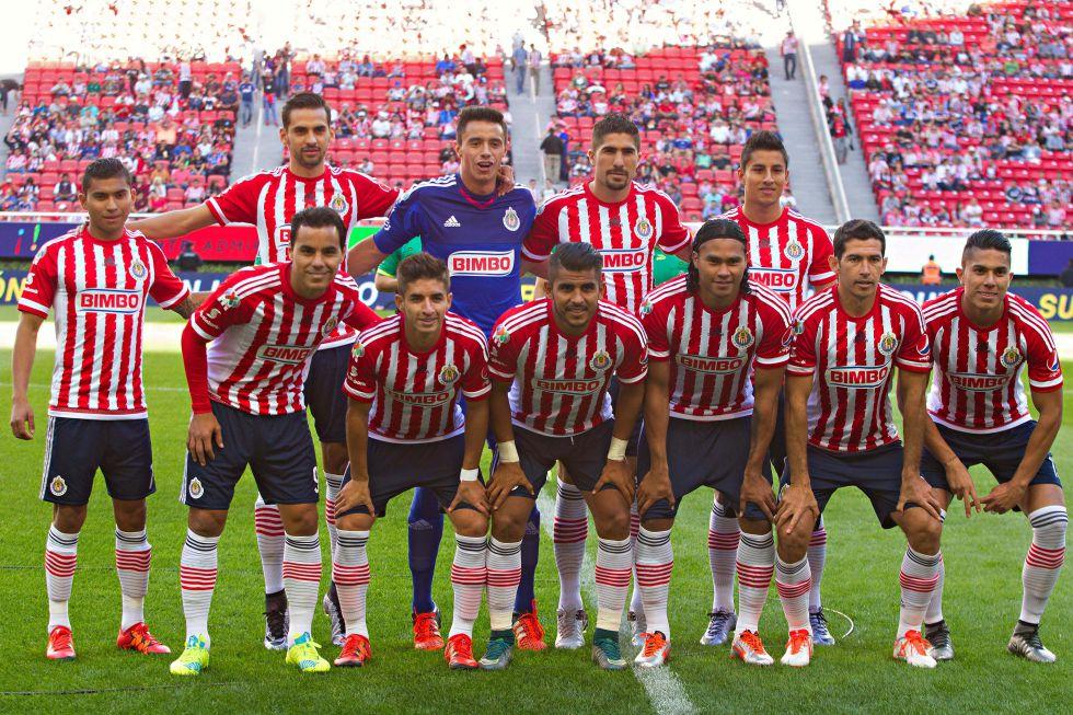 Liga MX  Chivas es el equipo más valioso del fútbol mexicano - AS México e8ee80b66f3a4