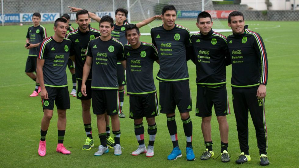 be8087d2adc77 Selección Sub 23  Chivas es base de la Selección Preolímpica en la ...