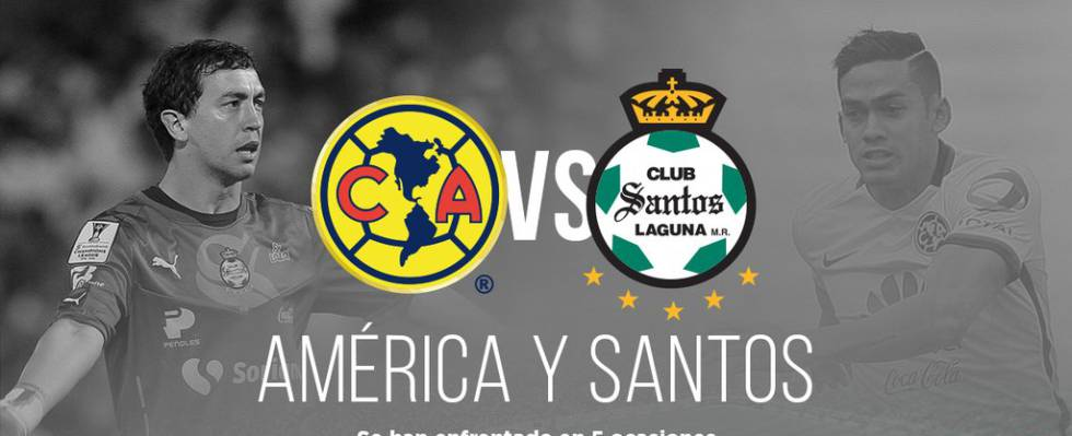 America Vs Santos En Vivo