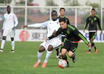 México debuta con derrota en el torneo Esperanzas de Toulon d567390959fa2