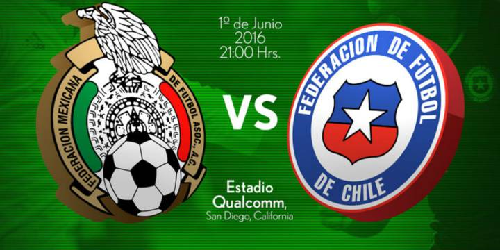 Mexico Vs Chile 1 0 Resumen Del Partido Y Goles As Mexico
