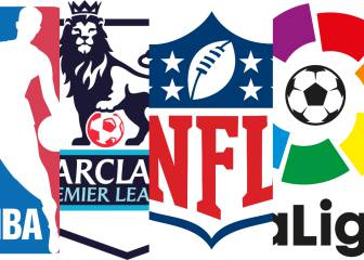 Top 20 sports leagues in the world by revenue