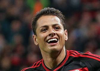 Xabi Alonso: Chicharito would fit in nicely at Bayern