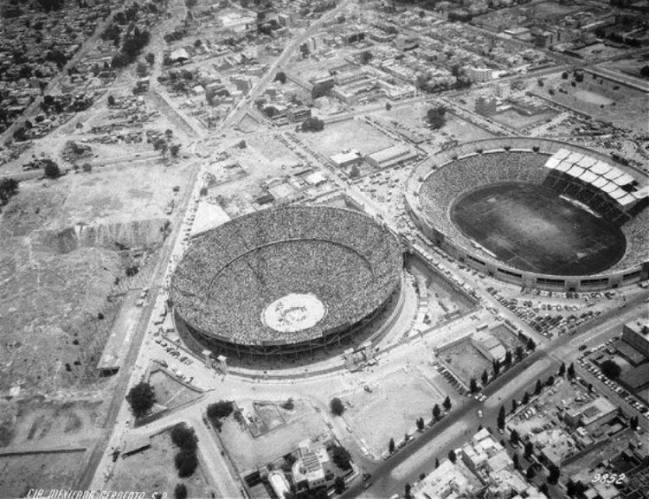 Resultado de imagen para veracruz estadio azul 1948