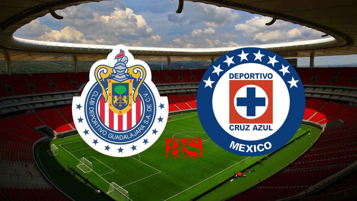 Chivas - Cruz Azul (3-2)  resumen 6f6fa8b176512