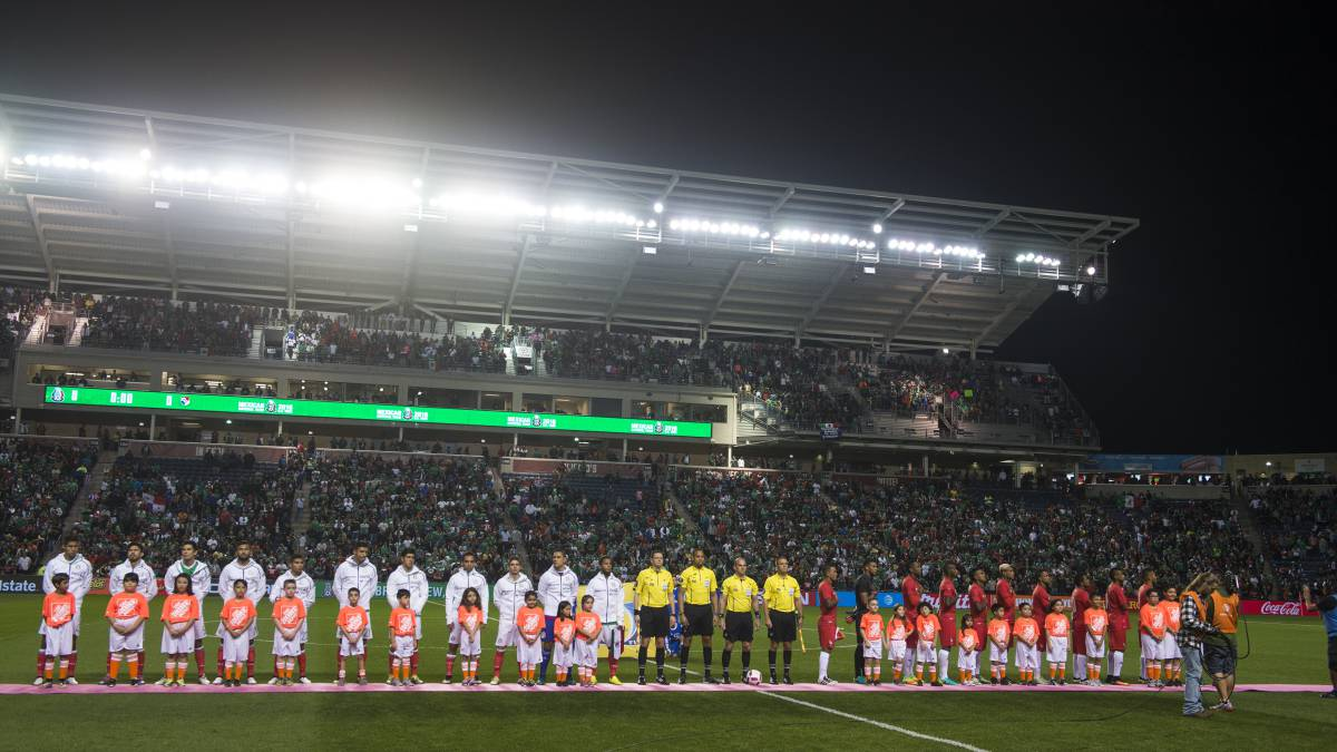 Panamá vs México (0-0)  Resumen del partido - AS México 6c6cf3d914b7a