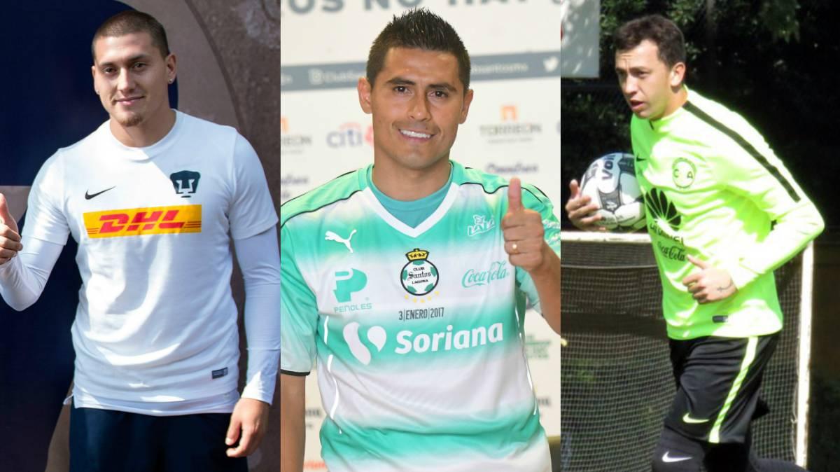 06e3cdae1 Draft MX  Así fue el Fútbol de Estufa Liga MX rumbo al Clausura 2017 ...