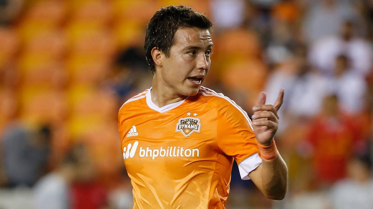Erick Torres regresa al Houston Dynamo