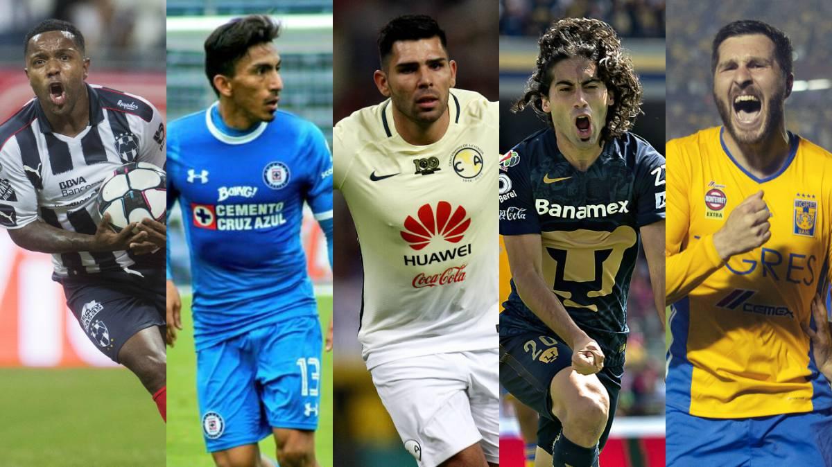 d06177dda Liga MX  Foráneos aumentan a 197 jugadores en la Liga MX - AS México