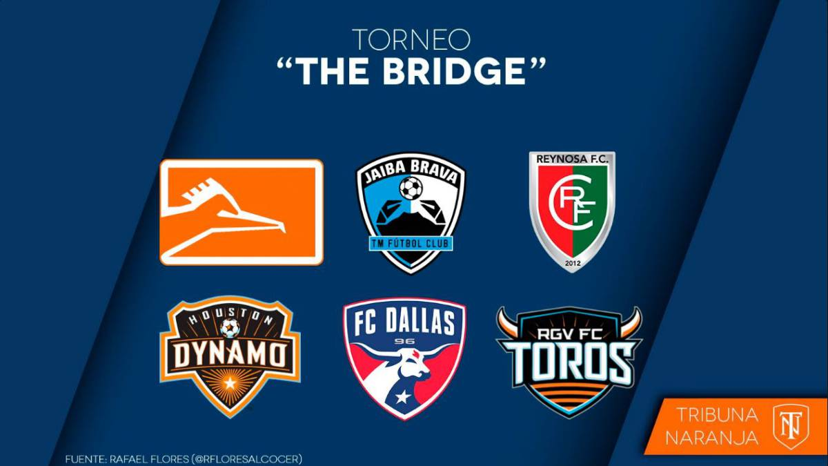 "Correcaminos lidera torneo ""The Bridge"" entre México y EE.UU."