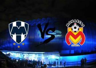 Monterrey vs Morelia (1-2): Monarcas se salva del descenso