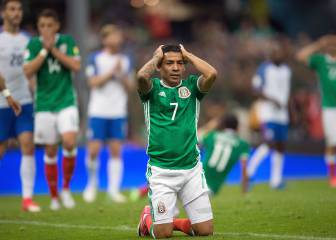 Mexico struggle to get past USA wall in quest for Russia