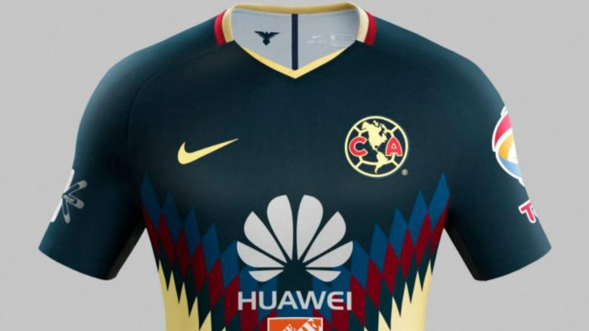 7b1499ef9 América da a conocer su nuevo uniforme para el Clausura 2017 - AS México
