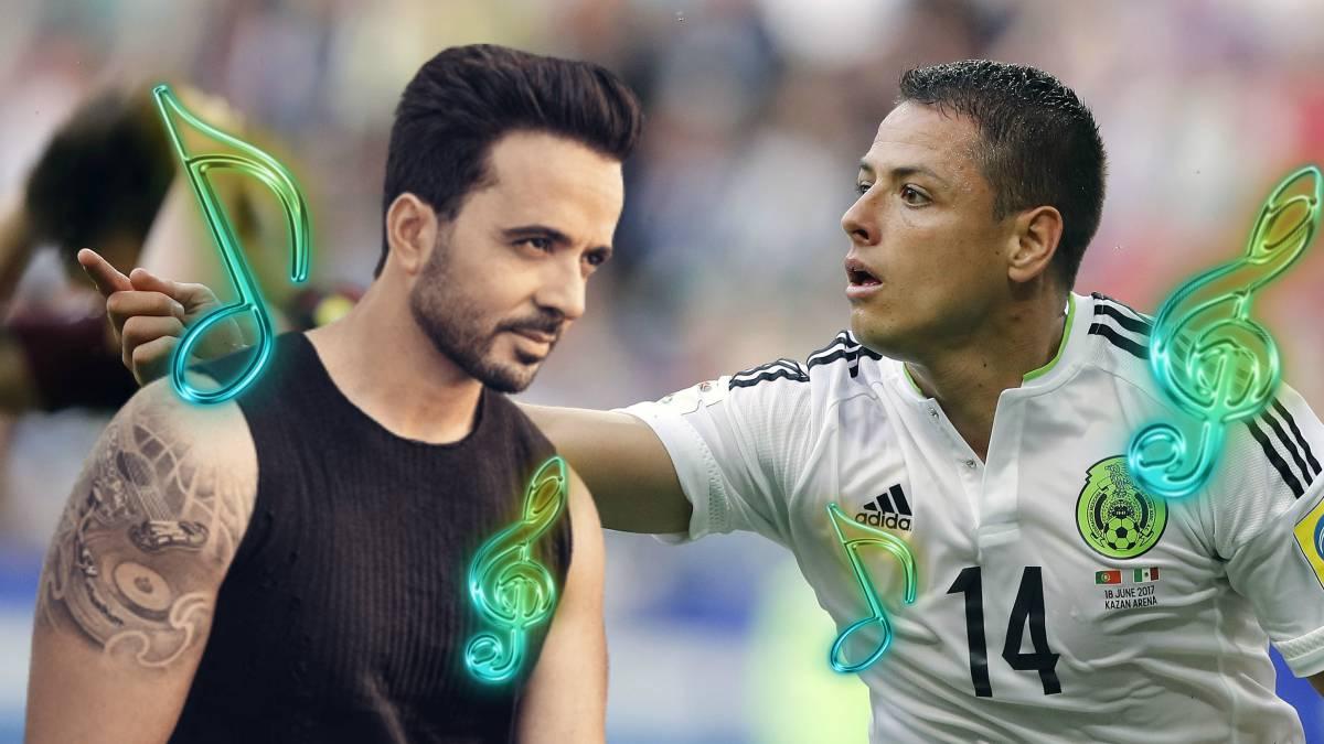 """""""Chi-cha-ri-to"""": La nueva forma de cantar 'Despacito' con nombres de futbolistas"""