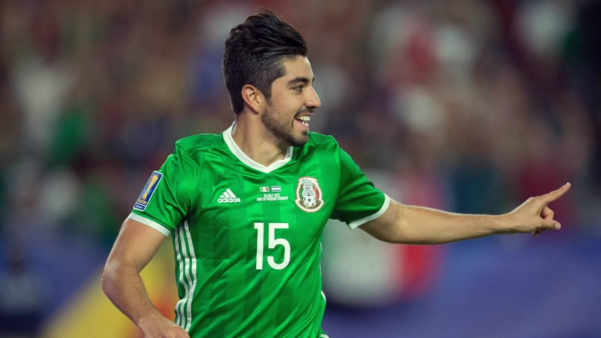 62ff867570945 México vs Honduras (1-0)  Resumen y Gol del Partido - AS México
