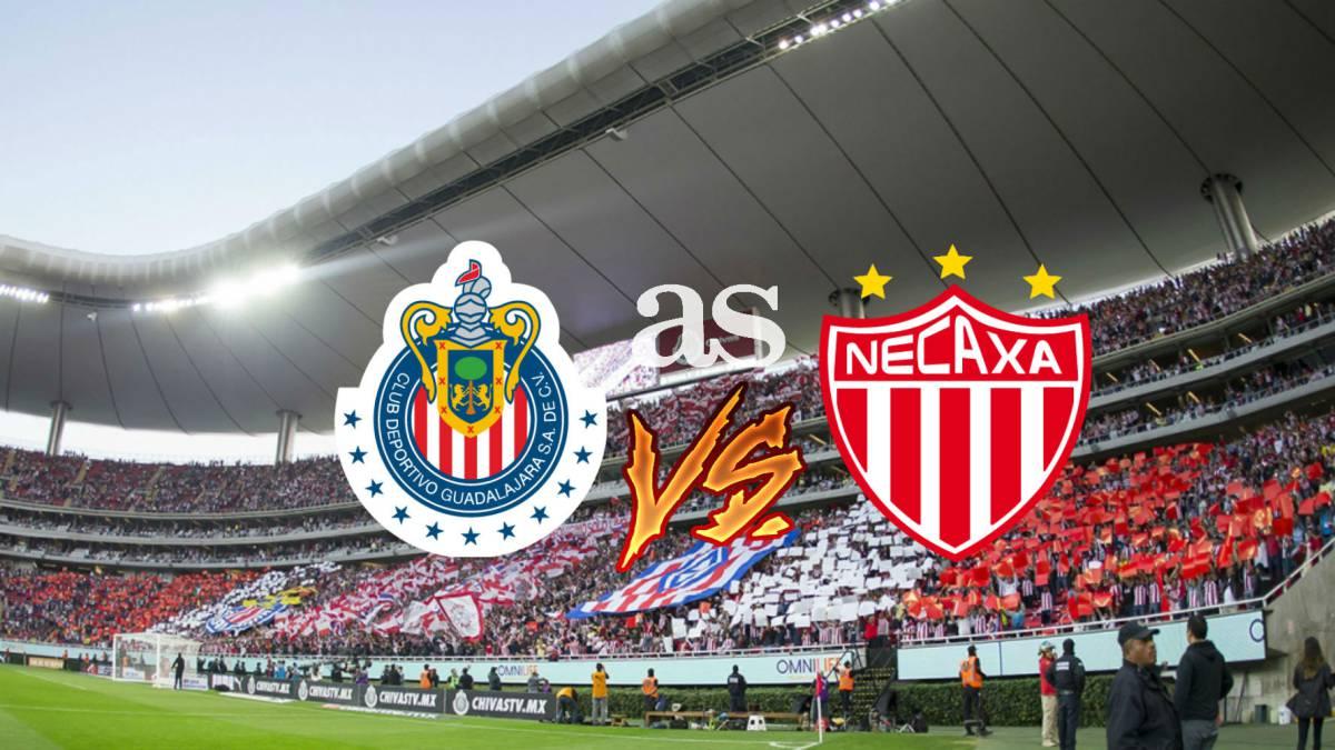 Chivas vs Necaxa (2-2)  Resumen del partido y goles - AS México aa08e57e08f