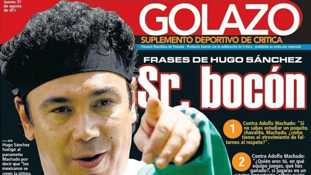 Así Ve La Prensa De Panamá El Duelo Ante La Selección Mexicana As