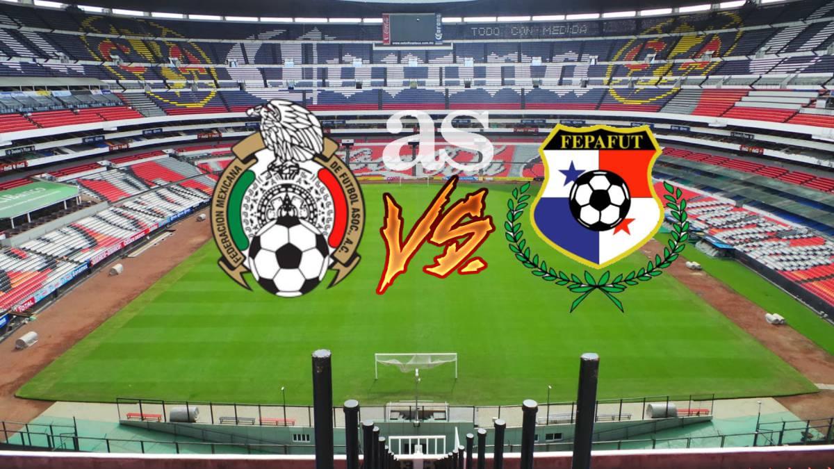 México vs Panamá (1-0)  Resumen del partido y goles - El Tri está en ... 8046804a4aadb