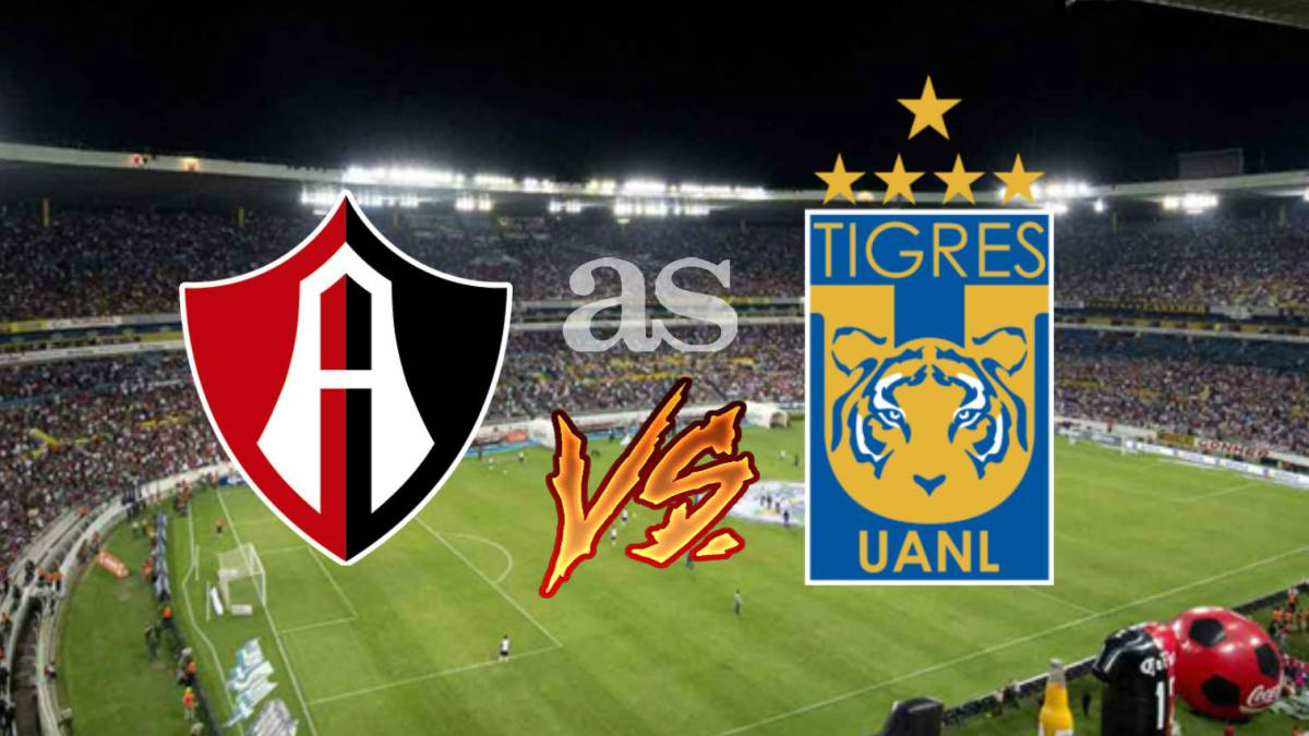 Atlas vs Tigres (partido suspendido) jornada 8 5e298b830b866