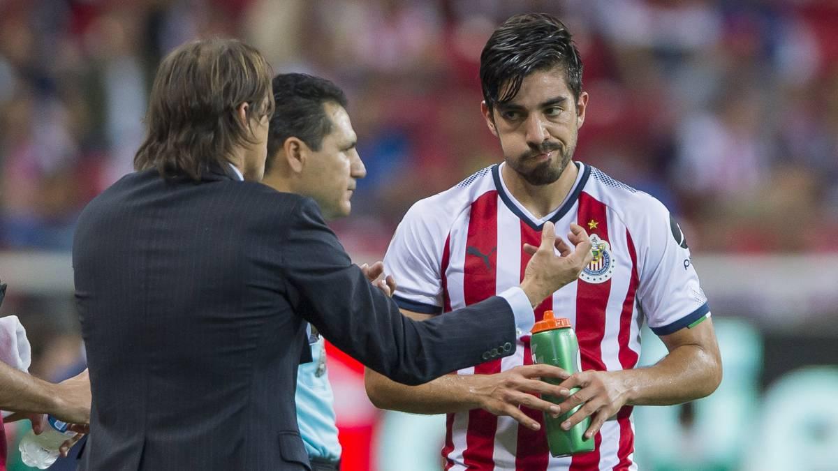 Cuando Rodolfo Pizarro anota, Chivas no gana en Liga MX. El Guadalajara no ha vencido en los ocho partidos en los que ha anotado el canterano de Pachuca