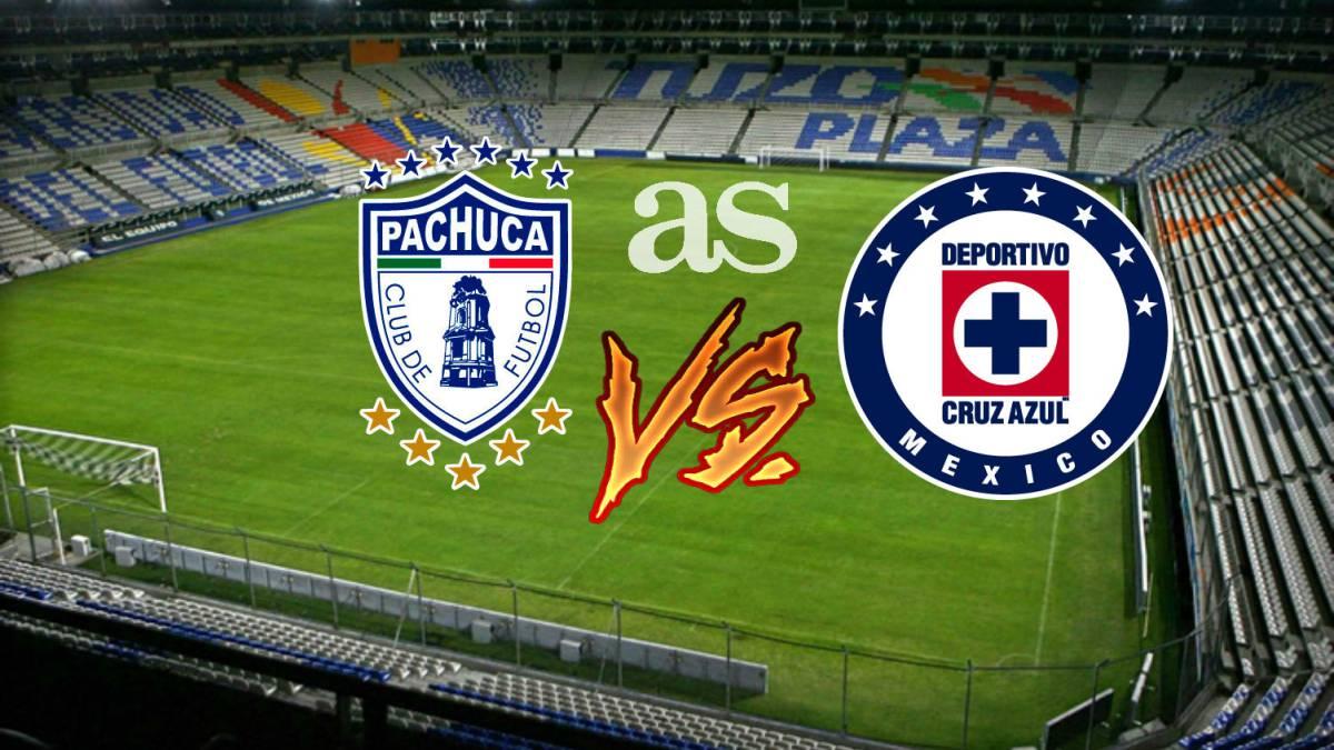Pachuca vs Cruz Azul (4-0)  Resumen y Goles del Partido - AS México 8e87a8495b156