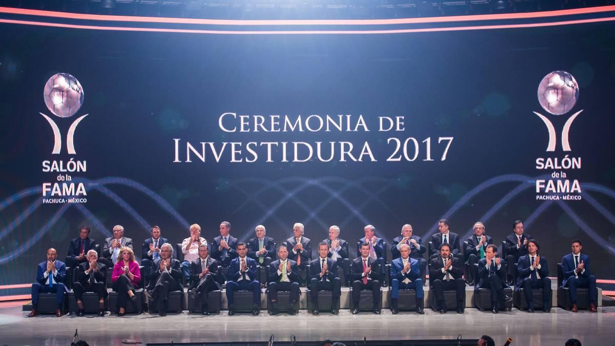 Conoce a la generación 2017 del Salón de la Fama del Fútbol - AS México 17501aad47b