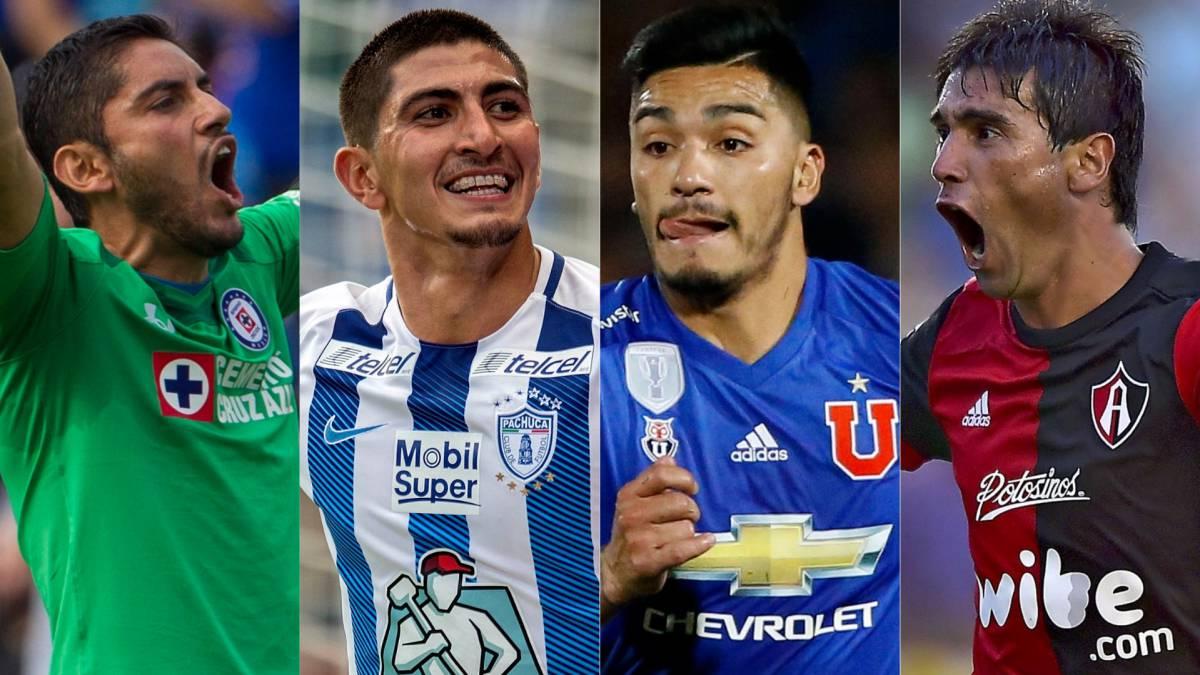 cde7b9ff2f728 Draft MX  Futbol de Estufa Liga MX Clausura 2018. ¡Rumores