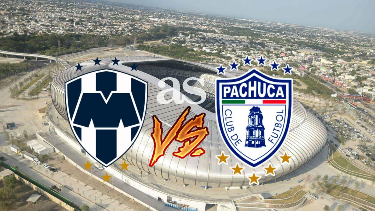 Monterrey vs Pachuca (1-0)  Resumen del partido y goles - AS México 7266c1c536881