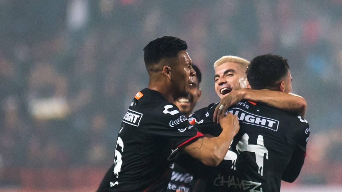 Xolos vs Necaxa (1-0): Resumen del partido y goles