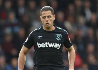 No existe acuerdo entre West Ham y Besiktas por 'Chicharito'